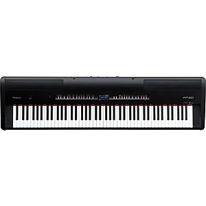 Roland-FP-80-Digital-Piano-Black
