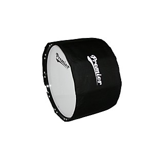 Premier-Rehearsal-Cover-for-Bass-Drum-16-Inch