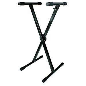 Strukture-Knockdown-1X-Keyboard-Stand-Black