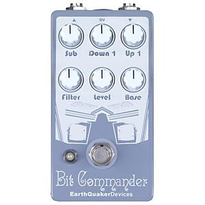 Earthquaker-Devices-Bit-Commander-Octave-Synth-Guitar-Effects-Pedal-Standard
