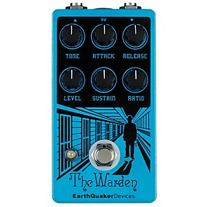 EarthQuaker-Devices-Warden-Optical-Compressor-Guitar-Effects-Pedal-Standard
