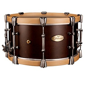 Pearl-Philharmonic-African-Mahogany-Snare-w--Maple-Hoops-15x8--Standard