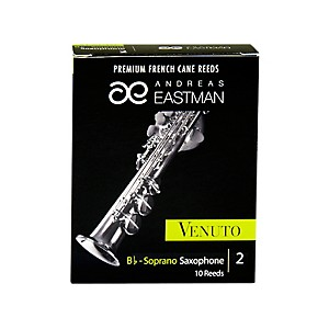 Andreas-Eastman-Venuto-Soprano-Saxophone-Reeds-Strength-2-Box-of-10