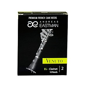 Andreas-Eastman-Venuto-Bb-Clarinet-Reeds-Strength-2-Box-of-10