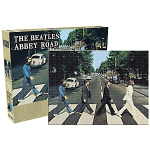 Hal-Leonard-The-Beatles---Abbey-Road-1-000-Piece-Jigsaw-Puzzle-Standard