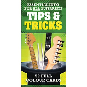 Music-Sales-Tips-And-Tricks---Essential-Info-For-All-Guitarists-52-Full-Color-Cards-Standard