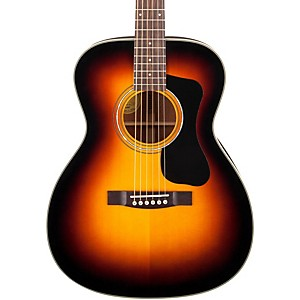 Guild-GAD-Series-F-130-Orchestra-Acoustic-Guitar-Sunburst