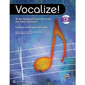 Alfred-Vocalize----Book-CD--Standard