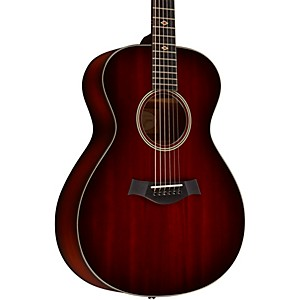 Taylor-M522-Grand-Concert-Acoustic-Guitar-Shaded-Edgeburst