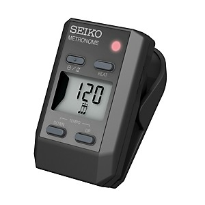 Seiko-Clip-On-Metronome-Black