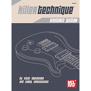 Mel-Bay-Killer-Technique--Electric-Guitar-Standard