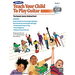 Alfred-Teach-Your-Child-to-Play-Guitar-Book-1---CD-Standard