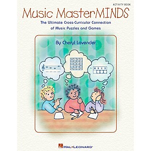 Hal-Leonard-Music-Masterminds---Ultimate-Collection-of-Puzzles-and-Games-Book-Standard