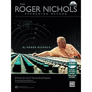 Alfred-The-Roger-Nichols-Recording-Method-Book---DVD-ROM-Standard