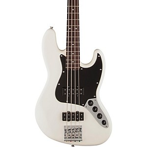 Fender-Modern-Player-Jazz-Bass-Olympic-White-Rosewood-Fingerboard