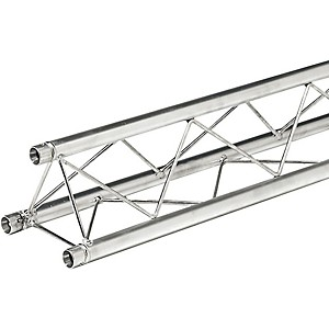 GLOBAL-TRUSS-6-56-Foot--2-Meter--Mini-Triangular-Truss-Straight-Segment-Standard