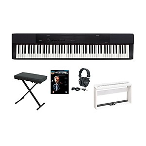 Casio-Privia-PX-150-Keyboard-Package-with-3-Pedal-Stand-Standard
