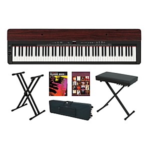 Yamaha-P-155-Rosewood-Keyboard-Package-4-Standard