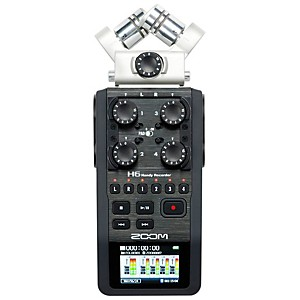 Zoom-H6-Handy-Recorder-Standard