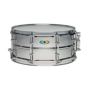 Ludwig-Supralite-Steel-Snare-Drum-13x6-Inch