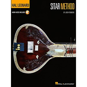 Hal-Leonard-Hal-Leonard-Sitar-Method-Book-CD-Standard