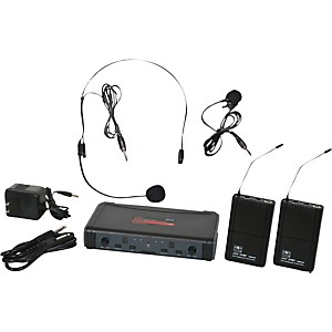 Galaxy-Audio-ECD-Dual-Channel-UHF-Wireless-System-with-One-Lapel-and-One-Headset-Microphone-Frequency-D--584-607-MHz-