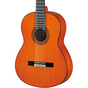 Yamaha-GC12-Handcrafted-Classical-Guitar-Cedar