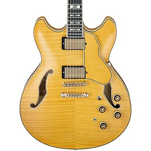 Ibanez-Artstar-Series-AS153-Semi-Hollow-Electric-Guitar-Antique-Amber