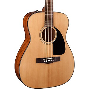 Fender-CF-60-Folk-Acoustic-Guitar-Natural