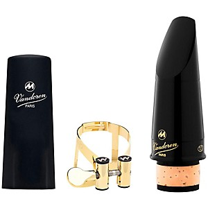 Vandoren-Masters-13-Series-Bb-Clarinet-Mouthpiece-M-O-24K-Gold-Ligature