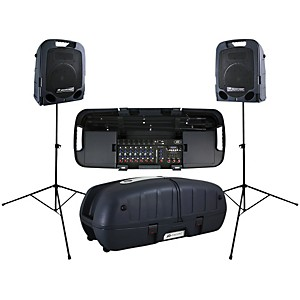 Peavey-Escort-5000-Powered-Portable-PA-System-Standard