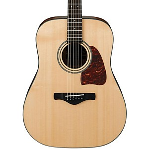 Ibanez-AW400-Artwood-Solid-Top-Dreadnought-Acoustic-Guitar-Brown-Sunburst