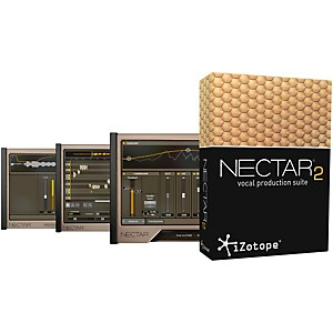 iZotope-Nectar-2-Production-Suite-Standard