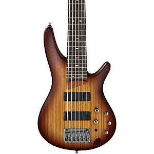Ibanez-SR506ZW-6-String-Bass-Brown-Burst-Flat
