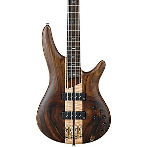 Ibanez-SR1800E-Premium-4-String-Electric-Bass-Natural-Flat-finish-Rosewood-fretboard