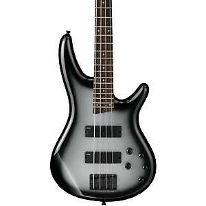 Ibanez-SR250-4-String-Electric-Bass-Metallic-Silver-Sunburst-Rosewood-fretboard