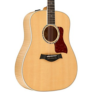 Taylor-610e-Dreadnought-ES2-Acoustic-Electric-Guitar-Natural