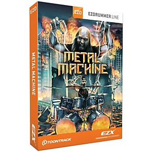 Toontrack-Toontrack-Metal-Machine-EZX-Software-Download-Standard