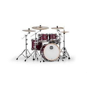 Mapex-Armory-Series-5-Piece-Jazz-Rock-Shell-Pack-Cordovan-Red