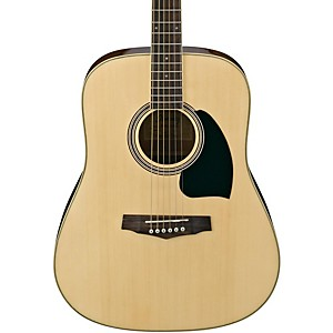 Ibanez-PF15NT-Performance-Dreadnought-Acoustic-Guitar-Natural