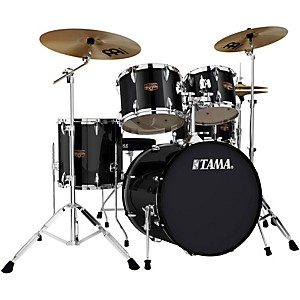 Tama-Imperialstar-5-Piece-20--Bass-Drum-Kit-with-Cymbals-Black