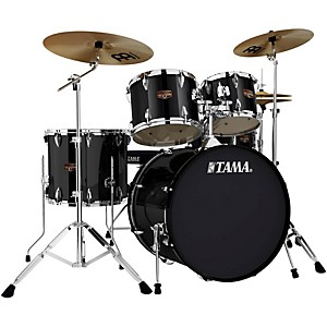 Tama-Imperialstar-5-Piece-Drum-Kit-with-Cymbals-Black