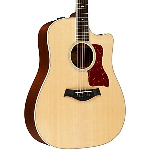 Taylor-510ce-Dreadnought-Cutaway-ES2-Acoustic-Electric-Guitar-Medium-Brown-Stain
