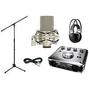 Tascam-US-322-Recording-Package-Standard