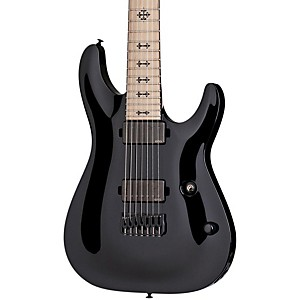 Schecter-Guitar-Research-Jeff-Loomis-JL-7-7-String-Electric-Guitar-Black