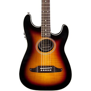 Fender-Stratacoustic-Premier-Flame-Maple-Acoustic-Electric-Guitar-3-Color-Sunburst
