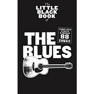 Music-Sales-The-Blues---The-Little-Black-Book-Series-Standard