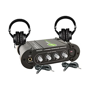 Tascam-TH-200X-Headphone-Amp-Package-Standard