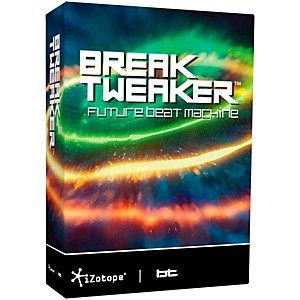 iZotope-BreakTweaker-Modern-Virtual-Drum-Software-Standard