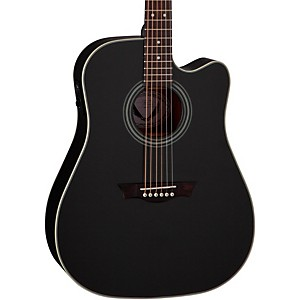 Dean-St--Augustine-Dread-Cutaway-Acoustic-Electric-Guitar-Classic-Black